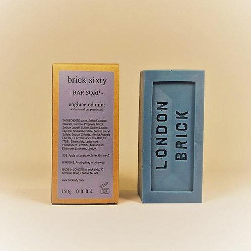London Brick Engineered Mint Soap