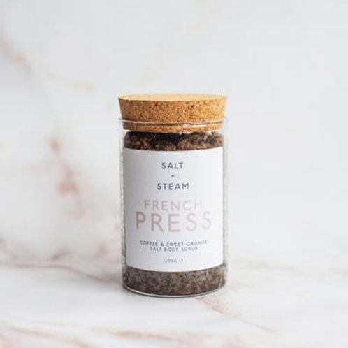 'French Press' Body Scrub
