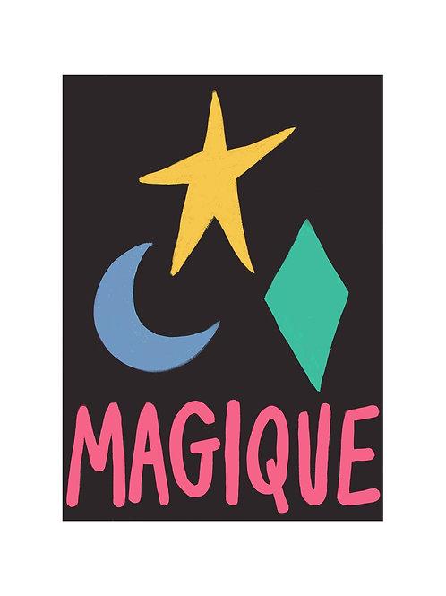 Magique Print