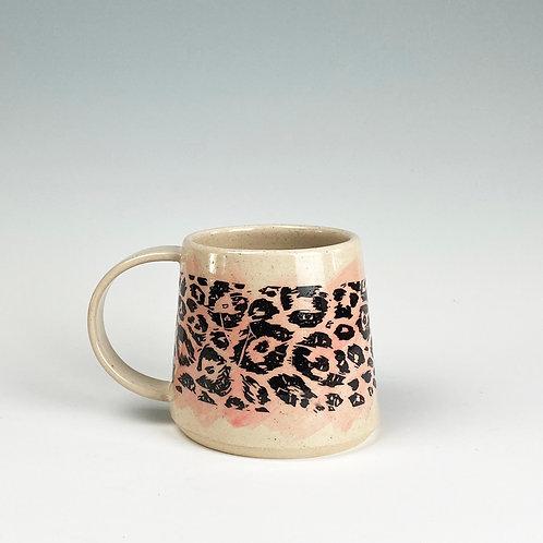 Leopard Print Big Mug