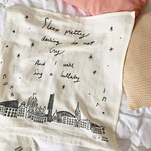 Lullaby Muslin Cloth