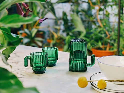 Saguaro Coffee Glasses Set