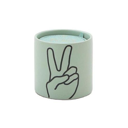 'Peace' Candle