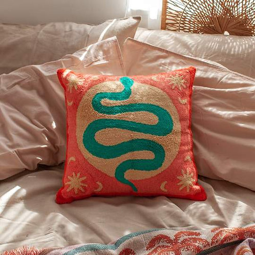 The Serpent Cushion Cover