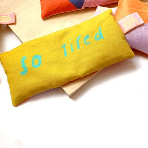 Lavender Bags: So Tired