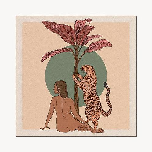 'Desert Queen' Print