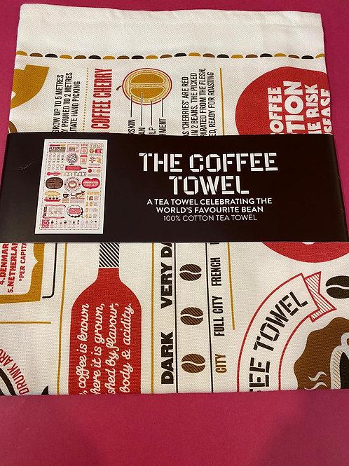 The Coffee Tea Towel