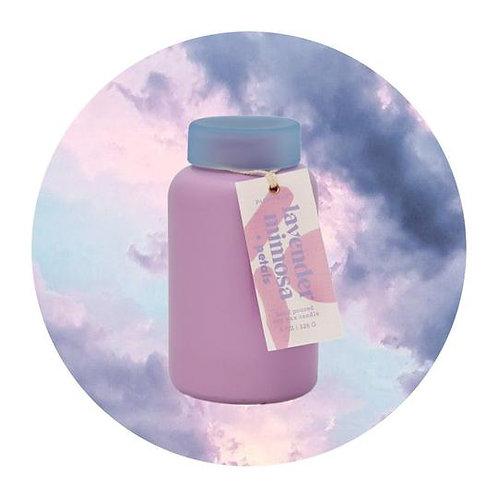 Lolli Candle - Lavender Mimosa & Petals