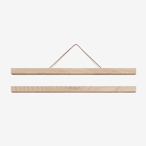 Large Wooden Magnetic Frame