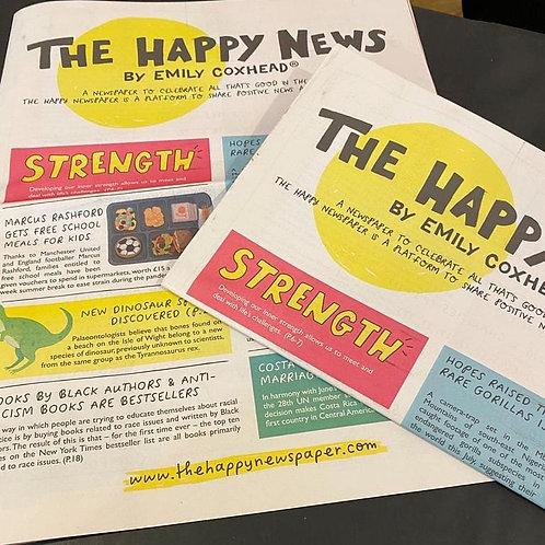 The Happy Newspaper