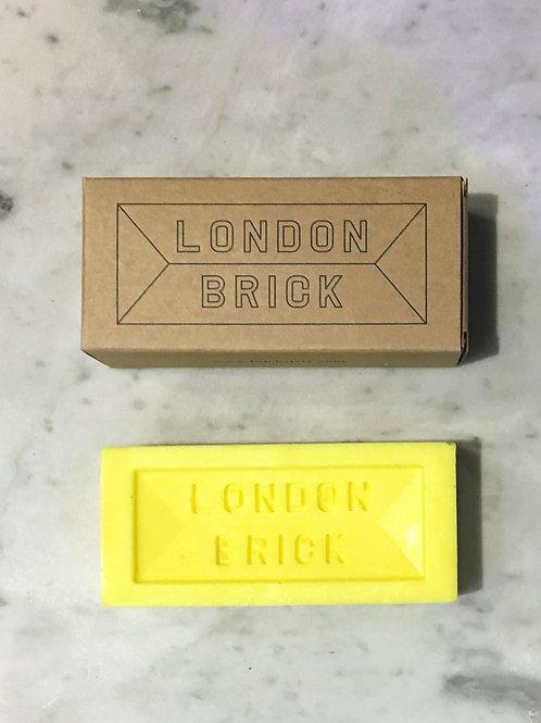 London Brick Honey Buff Soap