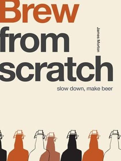 Brew From Scratch Book