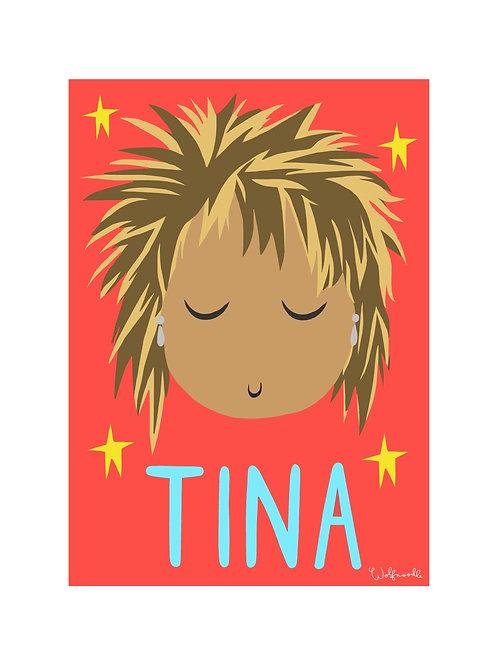 Tina Turner Print