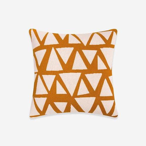Lennox Mustard Cushion Cover