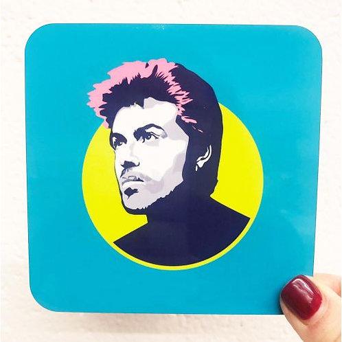 George Michael Coaster