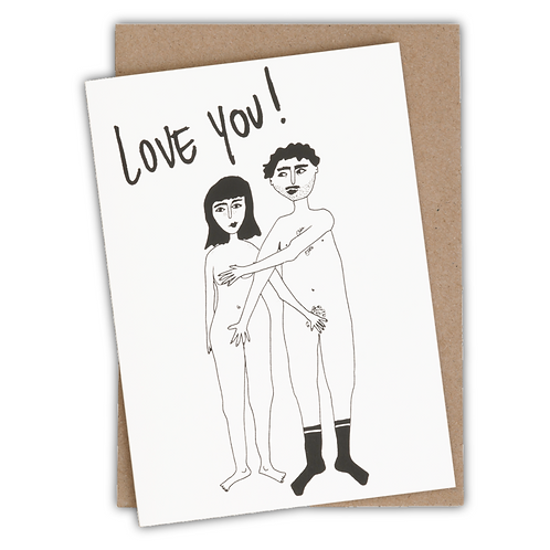Love You! Card