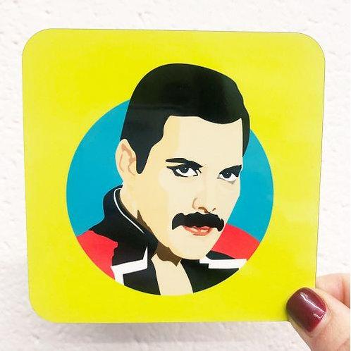 Freddie Mercury Coaster