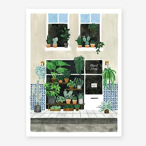 Plant Nursery Print