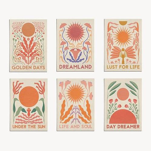 Day Dreams Mini Print Pack