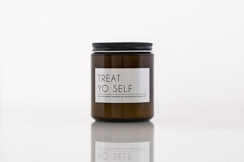 'Treat Yo' Self' Candle