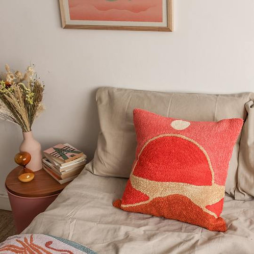 The Wanderer Cushion Cover