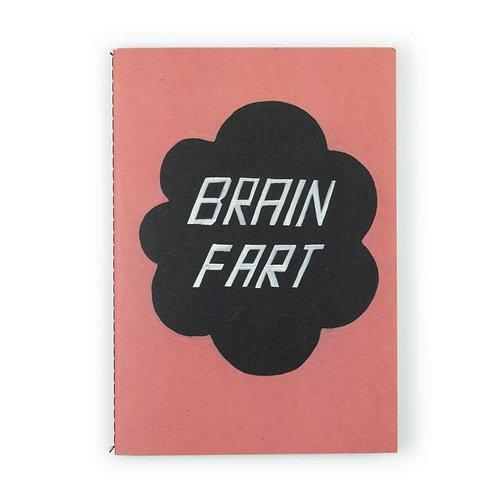 'Brain Fart' A5 Sketchbook