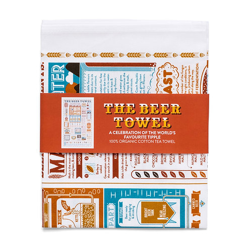 The Beer Tea Towel