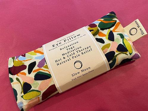 Organic Cotton Eye Pillow: Pebbles