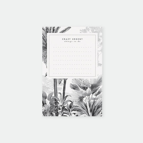 Black Forest Notepad