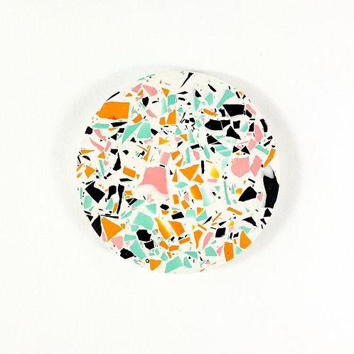 Terrazzo Coaster - Sherbert