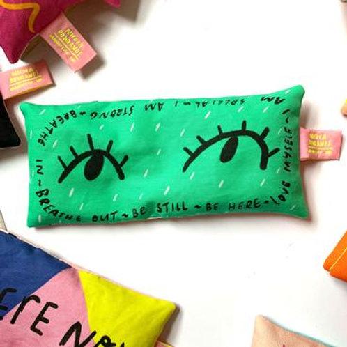 Lavender Bags: Eyes