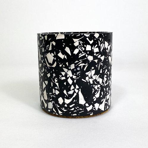 Terrazzo Pot - Darkside