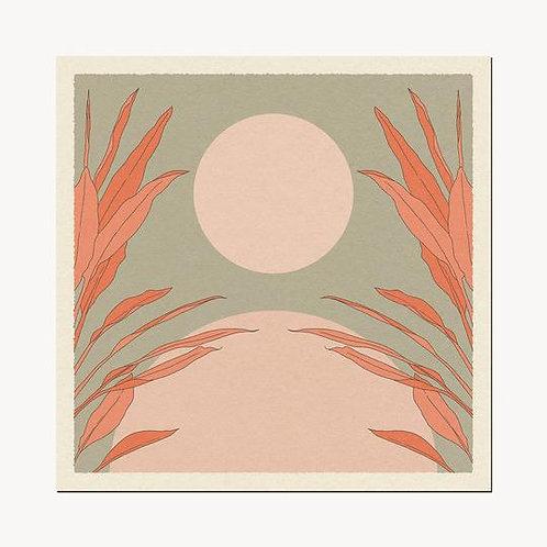 'Wild Moon' Print