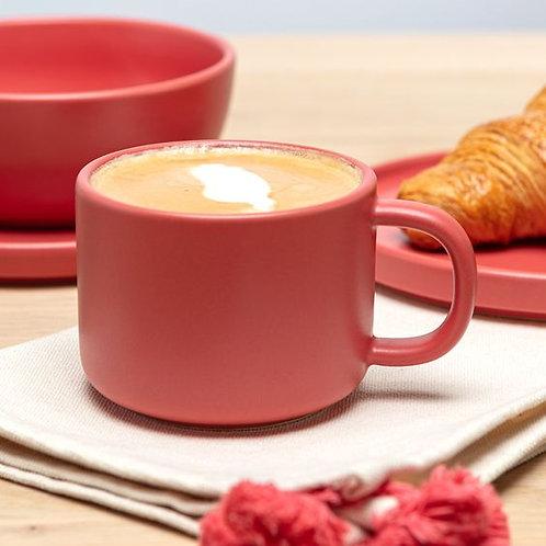 Fika Flat White Mug
