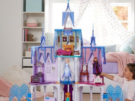 Frozen 2: all the latest dolls and toys from Hasbro
