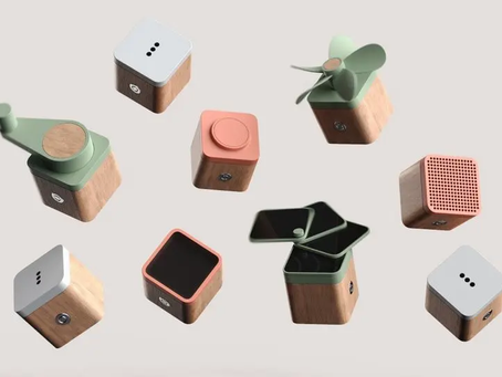 JOUL Bricks: Learning Through Interactive Experience