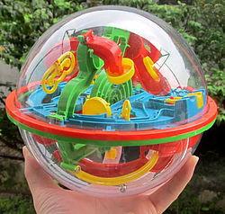 Puzzle Maze Ball