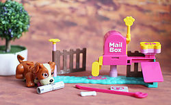 "Game set Pet Club Parade ""Post Office"""