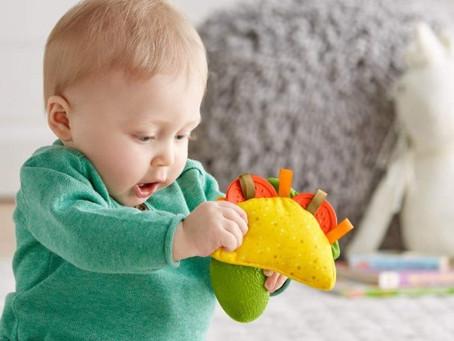 3 adorable toddler toys in one wonder set