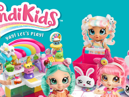 Kindi Kids dolls from Moose Toys