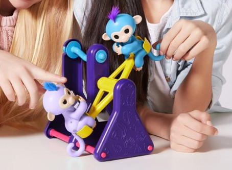 WowWee Fingerlings: play sets for your monkeys!