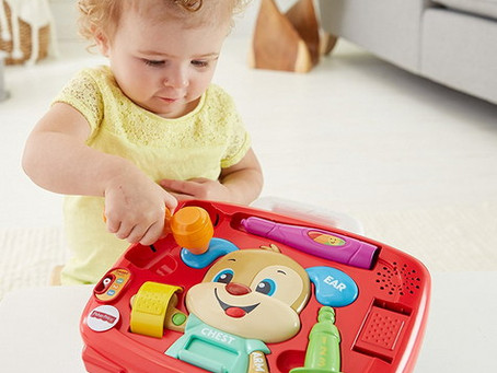 Fisher-Price® Science Puppy Medical Kit