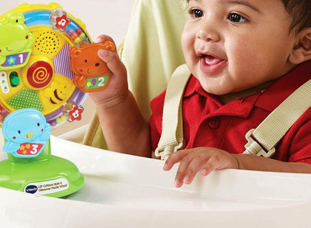 Fun interactive Ferris wheel from VTech