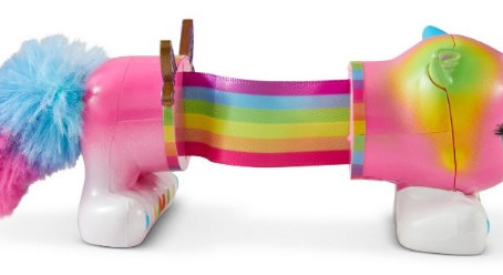 Rainbow-Butterfly-Unicorn Cat: funny toys!
