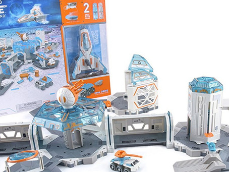 Nano Space Station Hexbug