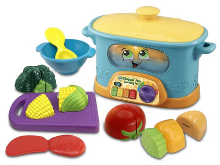 VTech sustainability concept. Eco-friendly electronic toys