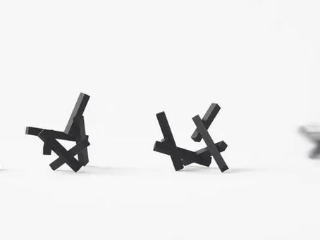 Nendo Random Top Fidget Toy Spinning Top: Unexpected Design!