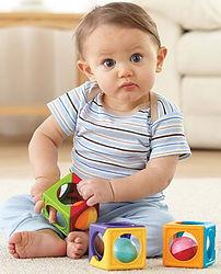 Should a child buy soft cubes?