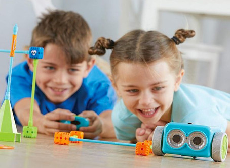 Botley's coding learning robot turns kids into wizards!