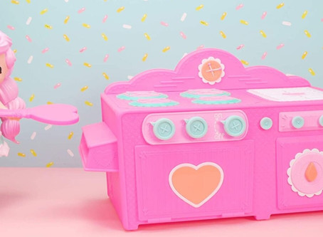 Secret Crush Baking Oven - This oven truly bakes sweets!